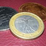 نقود أردنية و يورو