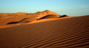 الصحراء العربية القاسية