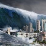 مدينة يجتاحها الطوفان