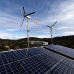 صورة عن طاقة الرياح
