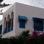 منزل بسيدي بو سعيد بتونس